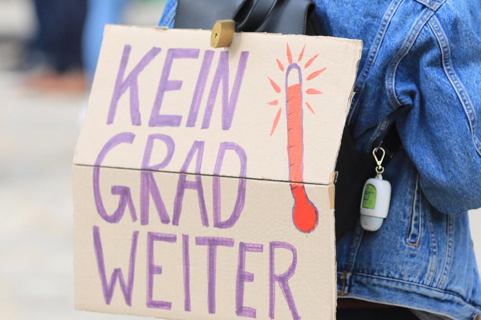 Viele Menschen in Deutschland machen sich Sorgen um die zunehmende Klimaerwärmung. Wie denkt Sachsen darüber?