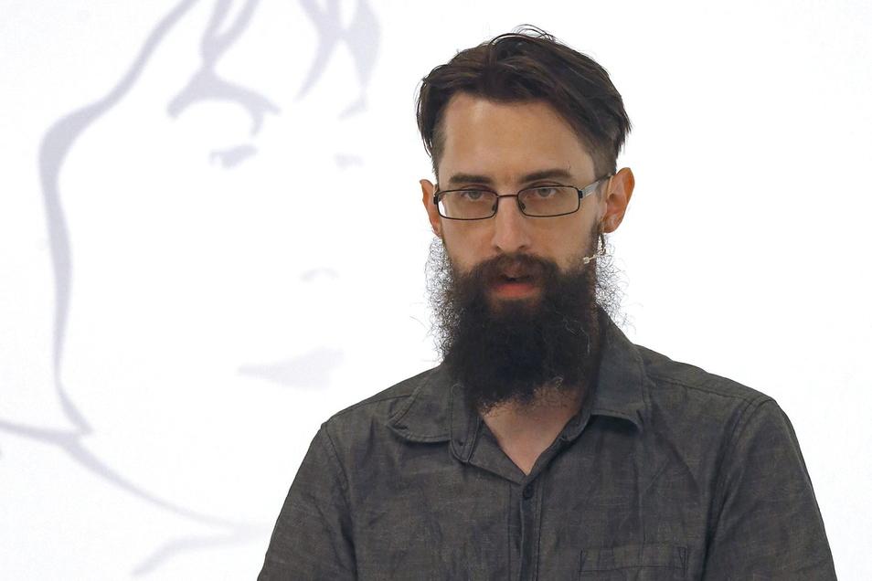 Der österreichische Schriftsteller Clemens J. Setz bekommt den Georg-Büchner-Preis 2021.