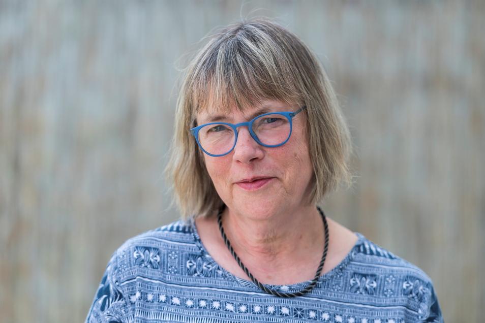 """Kathrin Schmidt war in der DDR Mitglied der SED und der Opposition. Sie hat Glaubenskriege erlebt und sieht nun neue """"Gesinnungsgräben"""", wo eine offene Diskussion kaum noch möglich sei."""