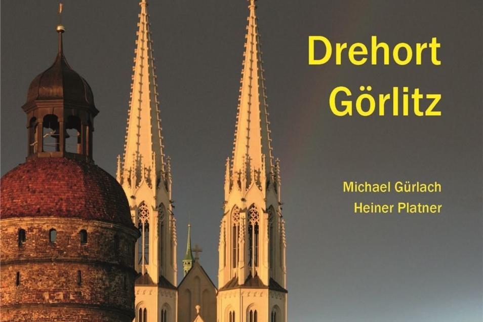 """Ausschnitt des Buchcovers von """"Drehort Görlitz"""""""