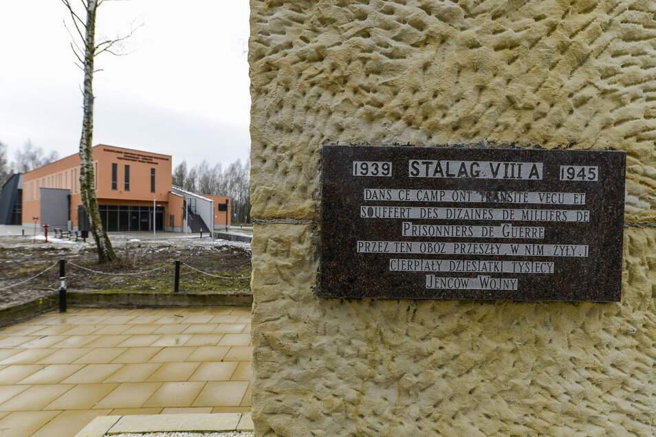 Einst wurde auf dem Stalag-Gelände schon gebaut - das Begegnungszentrum.