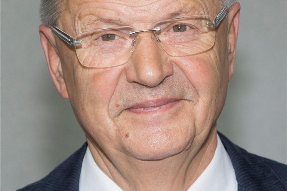 Friedhelm Preuß ist der ehemalige Niederlassungsleiter des Ingenieurbüros Ipro Riesa. Seit 2009 sitzt er für die CDU im Stadtrat.