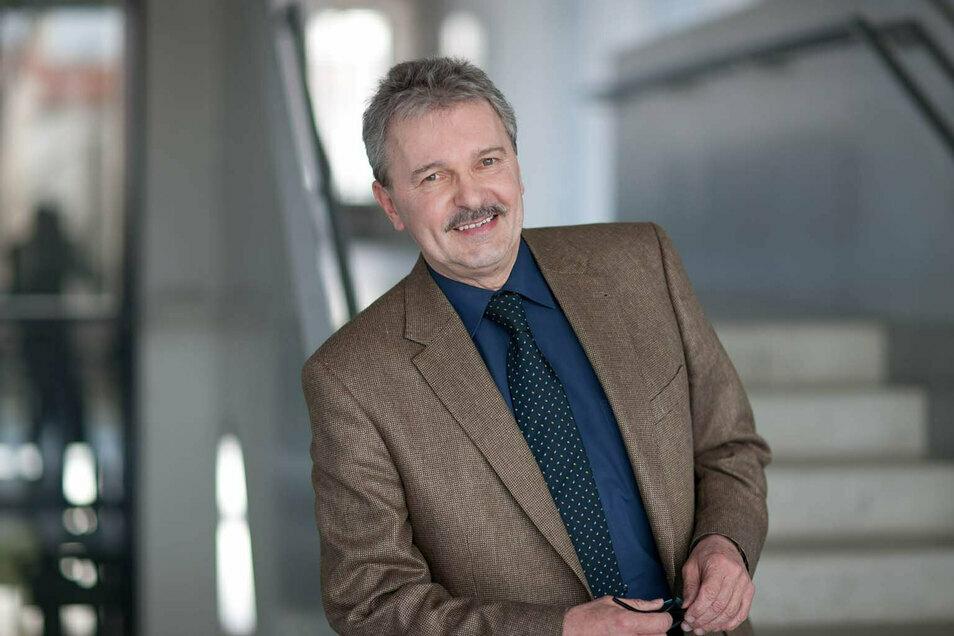 Prof. Bernd Delakowitz hat jahrelang Umweltrecht an der Hochschule Zittau/Görlitz gelehrt und gilt als Experte für die Untersuchung von Endlagerstätten.