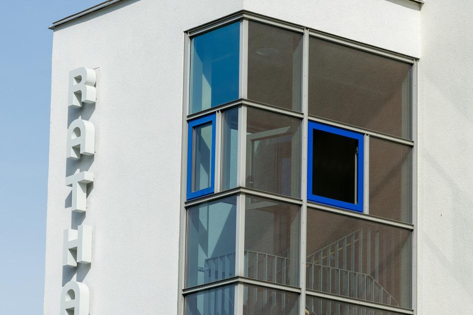 Das Rathaus Coswig bleibt vorsichtshalber am Montag und Dienstag für den Publikumsverkehr gschlossen.
