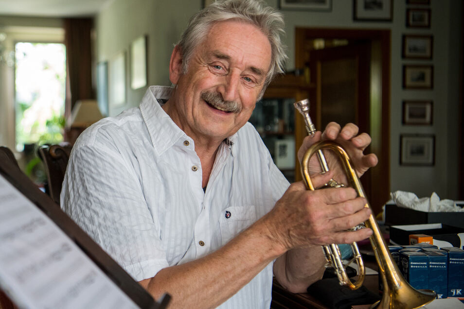 Ludwig Güttler, Trompeter