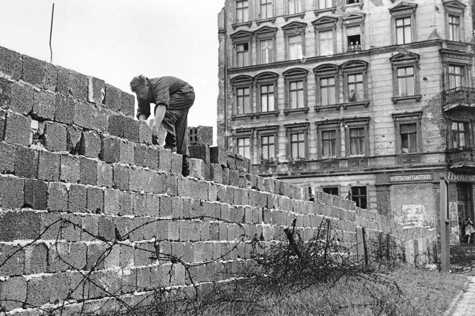 Am 13. August jährte sich der Tag des Mauerbaus in Berlin zum 60. Mal.