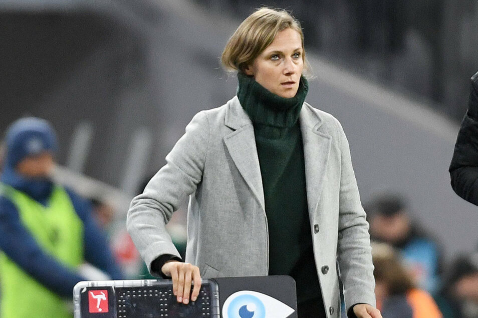 Bayern Teammanagerin
