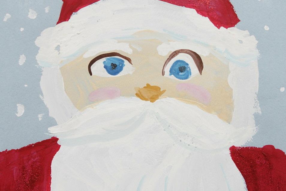 So könnte ein weihnachtliches Bild fürs Kobü aussehen