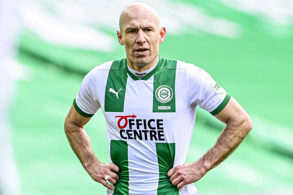 Ehrliche Entscheidung: Robben hört mit Fußball-Profifußball au.