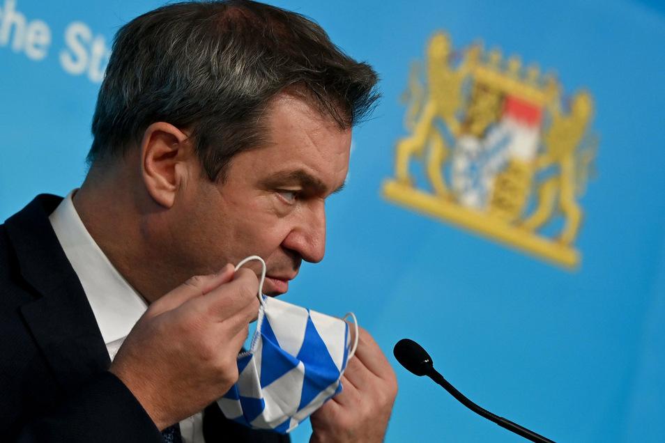 Den Machtkampf gegen Armin Laschet verlor CSU-Chef Markus Söder. Nun will seine Partei von der Beliebtheit ihres Vorsitzenden profitieren.