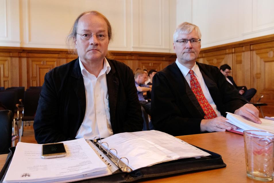 Rechtsanwalt Thomas Lerche hat für seinen 56-jährigen Mandanten eine Entschädigung erwirkt.