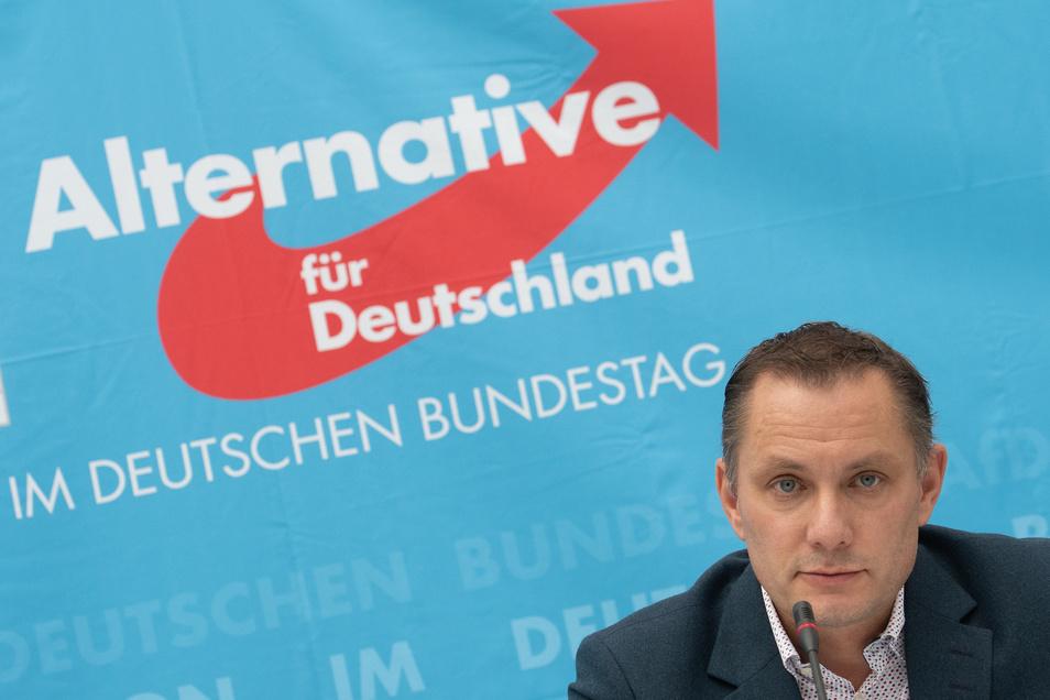 Der sächsische AfD-Bundestagsabgeordnete Tino Chrupalla.