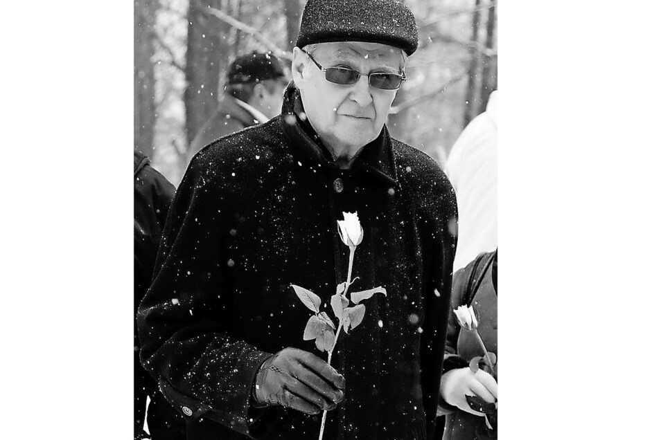 KZ-Überlebender Michael Salomonovic 2010 in Pirna: Die jungen Menschen sollen meine Geschichte hören.
