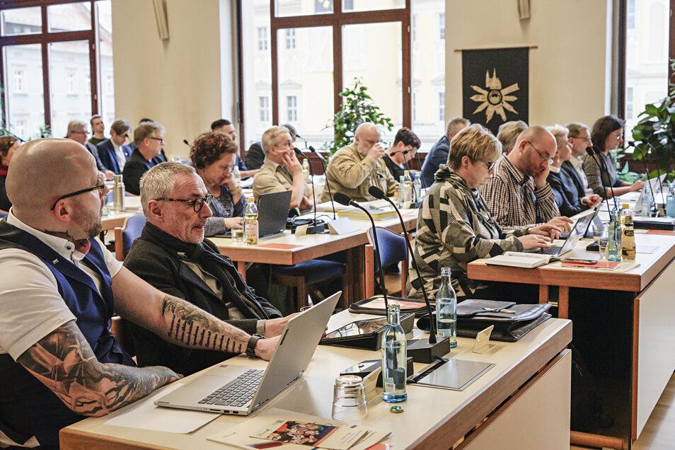 Im Bautzener Stadtrat ging es auch um einen Antrag, die Stadt möge sich vom Verein Bautzner Frieden distanzieren.