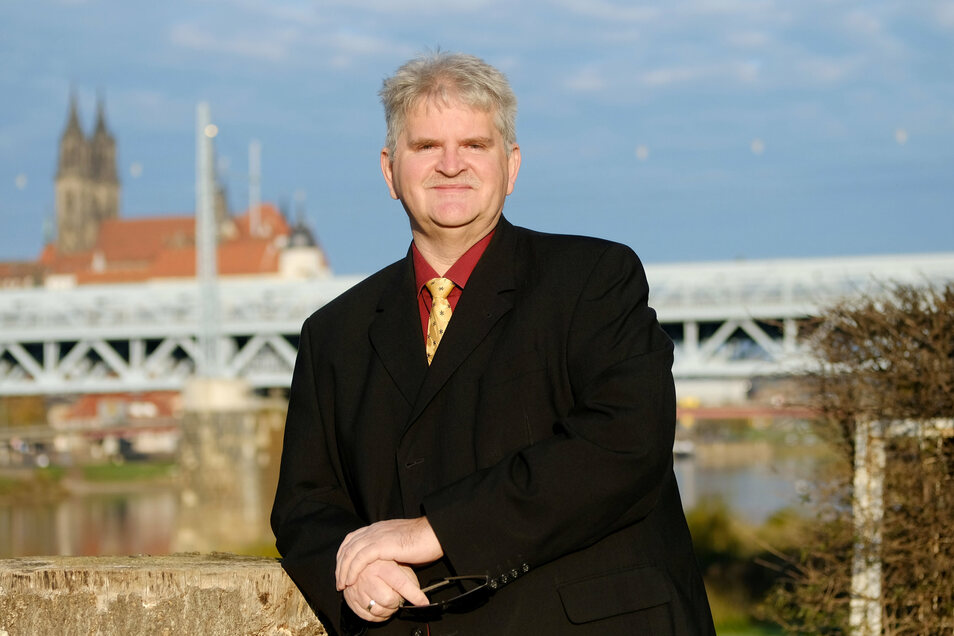 Eyk Schade ist der Vorsitzende des Mietervereins Meißen und Umgebung, der auch für die Region Döbeln zuständig ist.