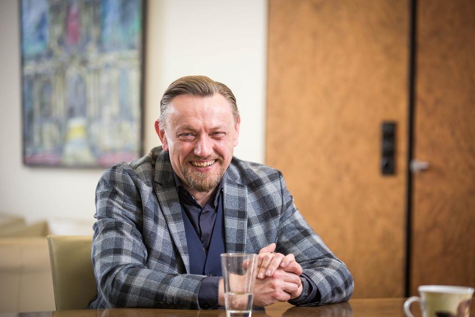 Andreas Weller arbeitet als Chefreporter in der Dresdner Lokalredaktion. Er ist zuständig für Rathaus und Politik.