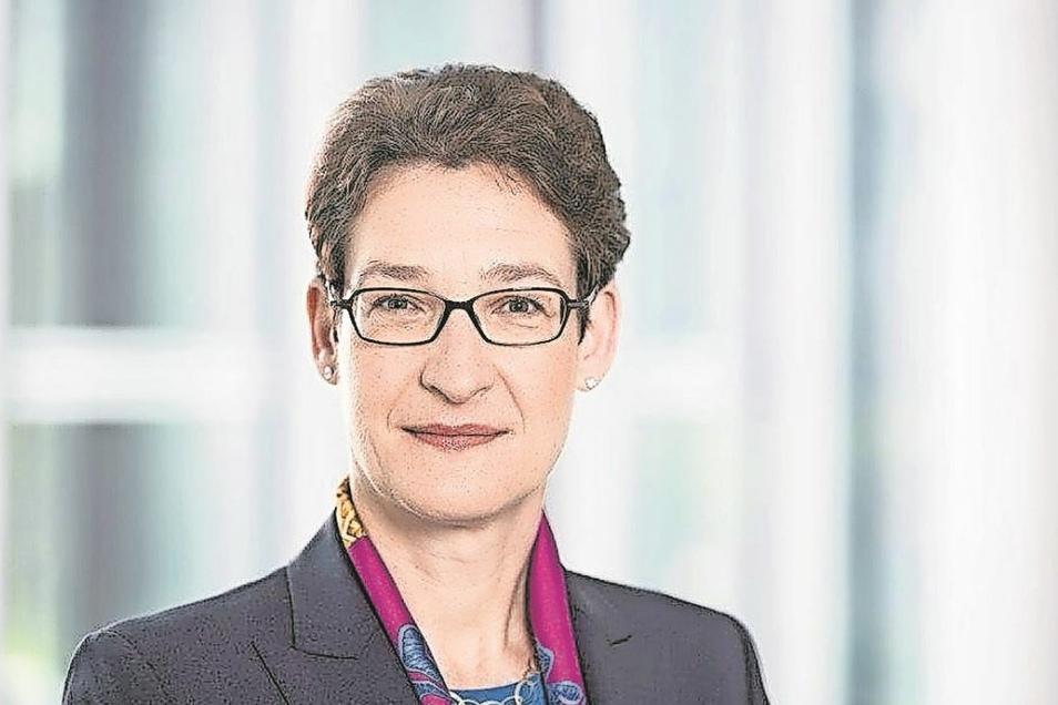 Katrin Leonhardt, Vorstandvorsitzende Sächsische Aufbaubank