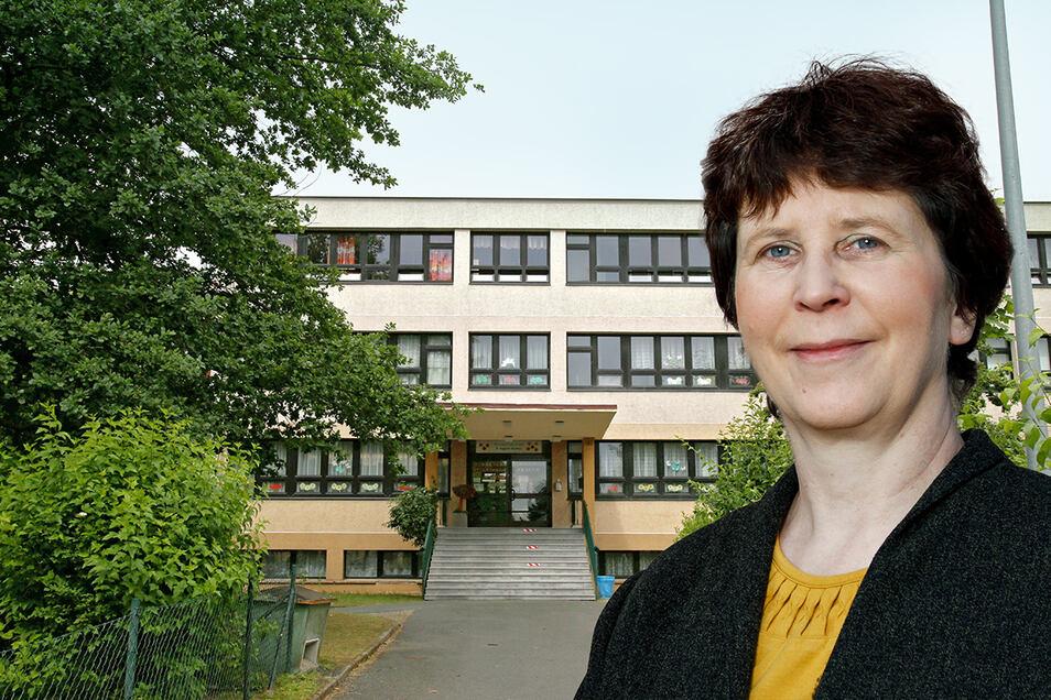 Bürgermeisterin Evelin Bergmann ging schlecht vorbereitet in die Schuldiskussion.