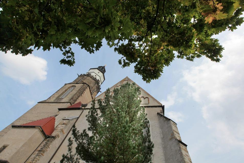 Auch in der Kamenzer Hauptkirche gibt es viel zu entdecken.
