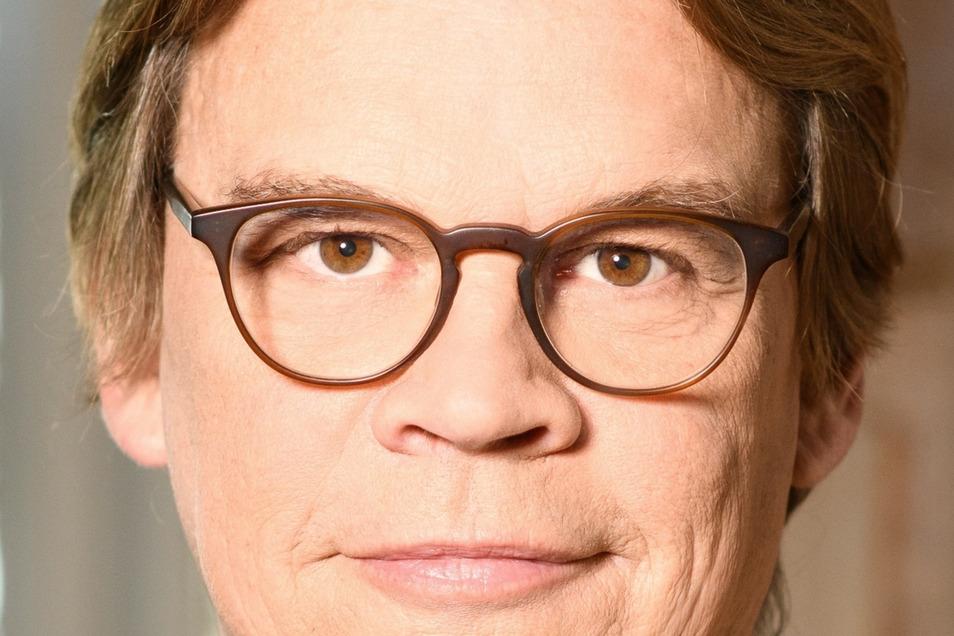Harald Simons hat sich mit der Entwicklung der Lausitz tiefgründig beschäftigt.