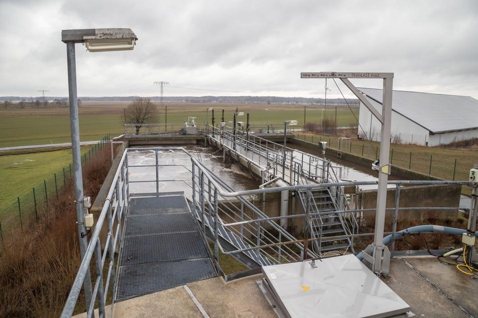 Die Erweiterung der Kläranlage in Kodersdorf ist eine der größten Investitionen in den nächsten Jahren. Dafür legt die Gemeinde einen Rekord-Haushalt auf.