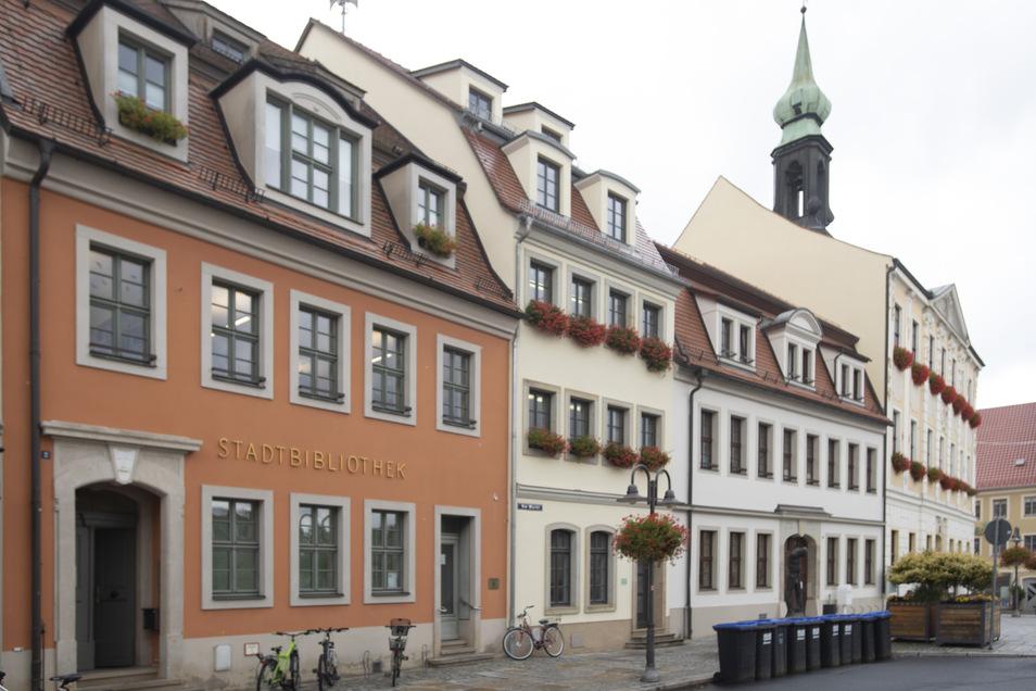 Die Stadtbibliothek Radeberg bleibt bis mindestens 3. Mai geschlossen.