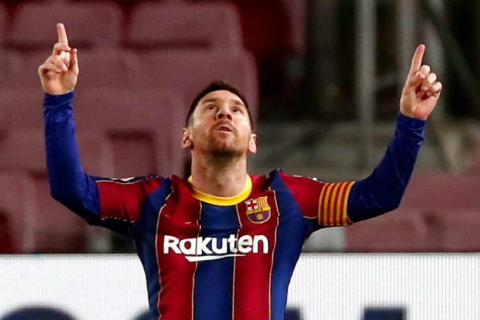 Lionel Messi und seinen Mitspielern vom FC Barcelone droht wegen einer Grillparty Ärger.