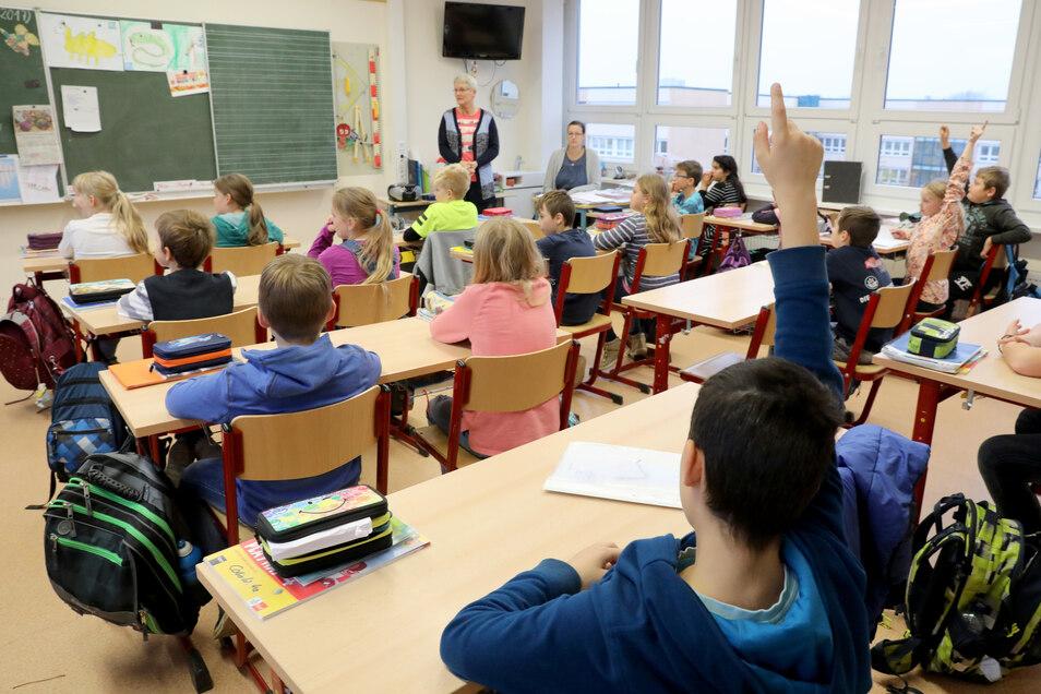 Auch in Sachsen soll es längeres gemeinsames Lernen geben.