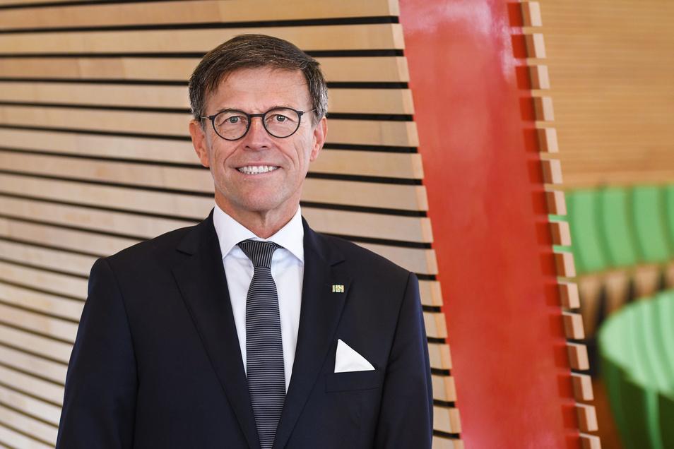 Matthias Rößler, 10 841 Direktstimmen, 29,4 Prozent