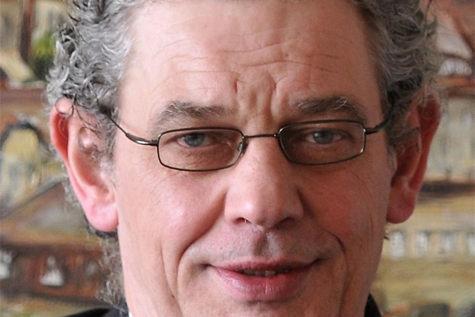 Prof. Friedrich AlbrechtRektor seit 2010