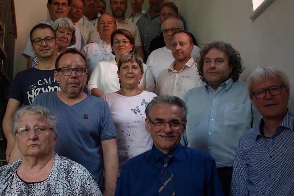 Der Stadtrat tagte am Mittwoch ein letztes Mal in dieser Zusammensetzung, da viele Räte freiwillig oder nicht mehr wiedergewählt aus dem Ehrenamt scheiden.