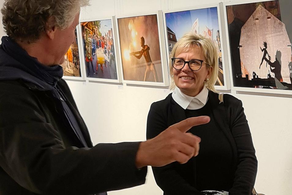 Barbara Klepsch will keine Kürzungen für Kultur hinnehmen.