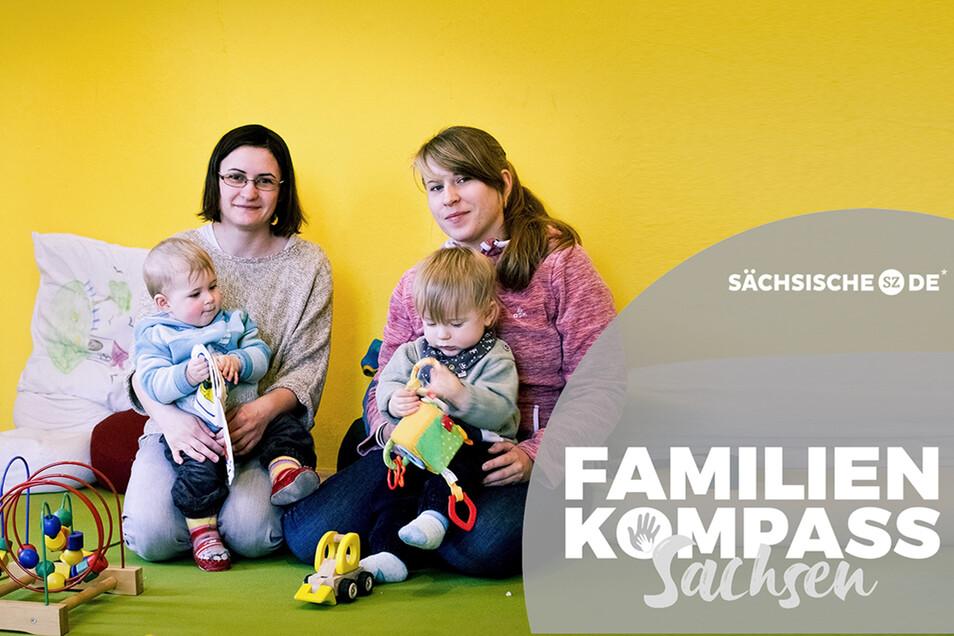 Mütter Annett Hahn (links) und Ulrike Klaus (rechts): Wollen aus alten Mustern ausbrechen und die Beziehung zu ihren Kindern stärken. Laut Pädagogen ist Selbstreflexion der wichtigste Schlüssel zu guter Erziehung.