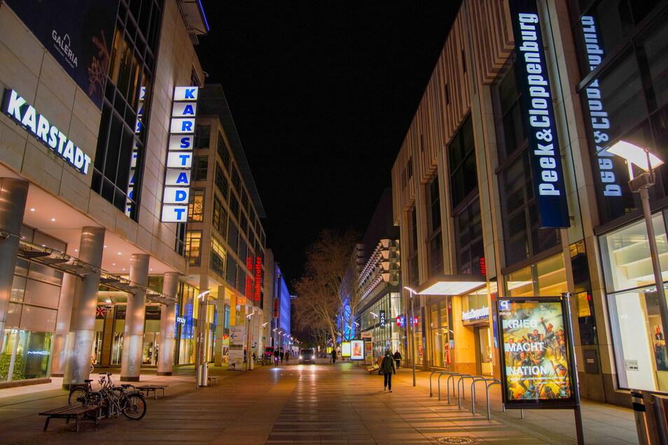 Leere Einkaufsstraßen - das wäre eine der Folgen eines neuerlichen harten Lockdowns.