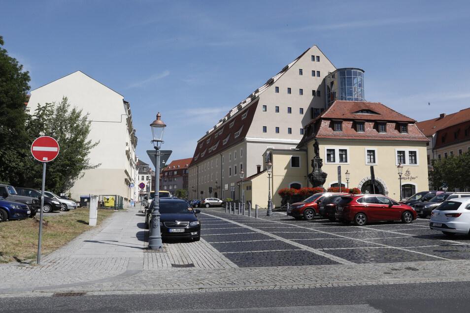 ... inzwischen sind das Salzhaus und viele andere Gebäude saniert.