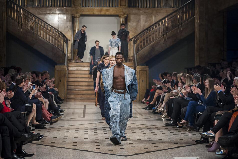 Tolles Ambiente, tolle Models: Die ersten beiden Auflagen des Görlitzer Modepreises waren Riesenerfolge. Wann es den nächsten gibt, ist unklar.