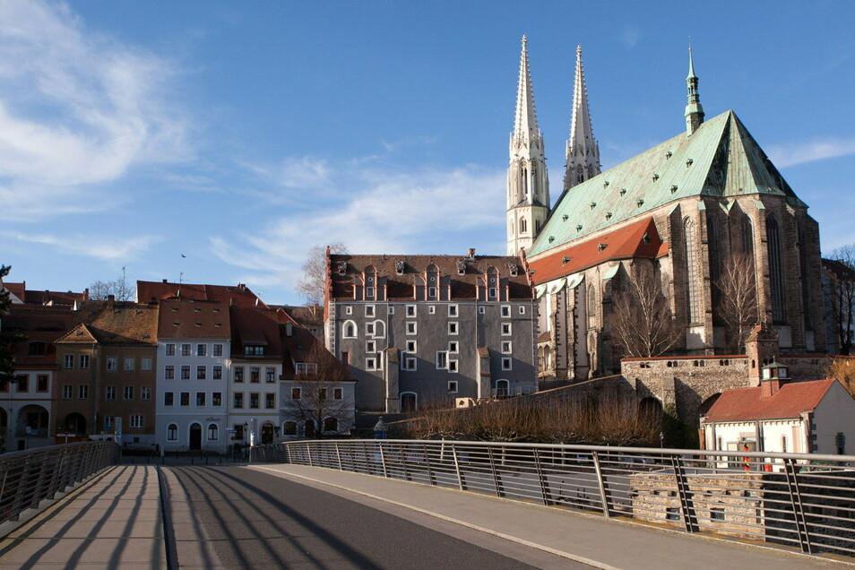 Von den großen Städten punktet Görlitz mit der stabilsten Bevölkerungsentwicklung.