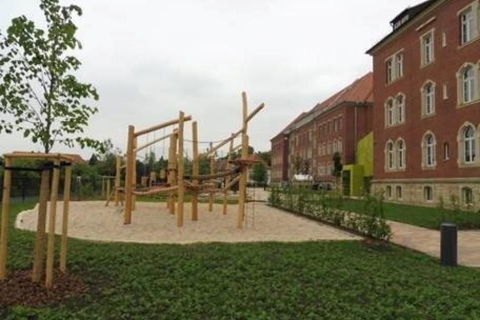 Die evangelische Grundschule in Pirna wurde jetzt ausgezeichnet.