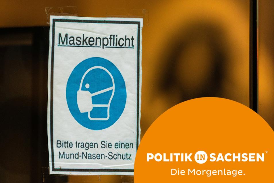 Ab Sonnabend gilt in Dresdner Geschäften wieder Maskenpflicht. Das ist nicht die einzige Veränderung in der Landeshauptstadt.