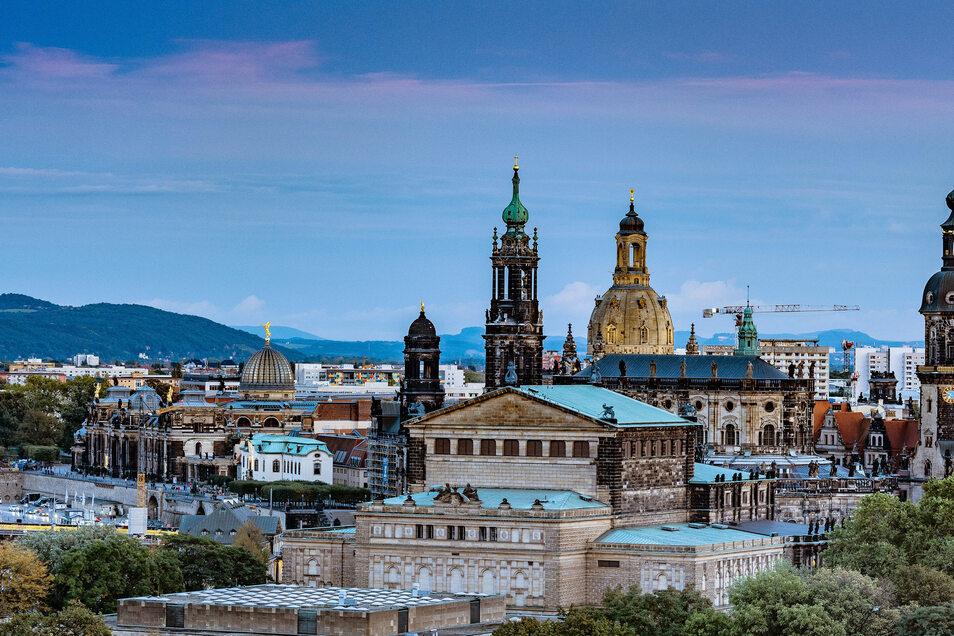 Dresden ist zum Beispiel internationaler als Leipzig, sagen die Forscher.