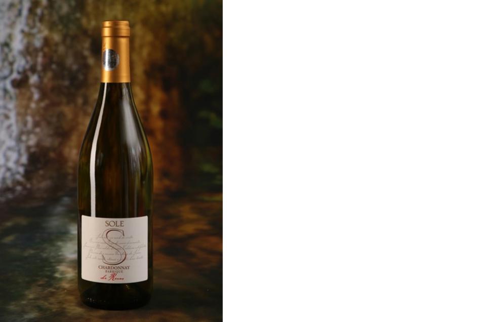 RECAS Sole Chardonnay Barrique 2018