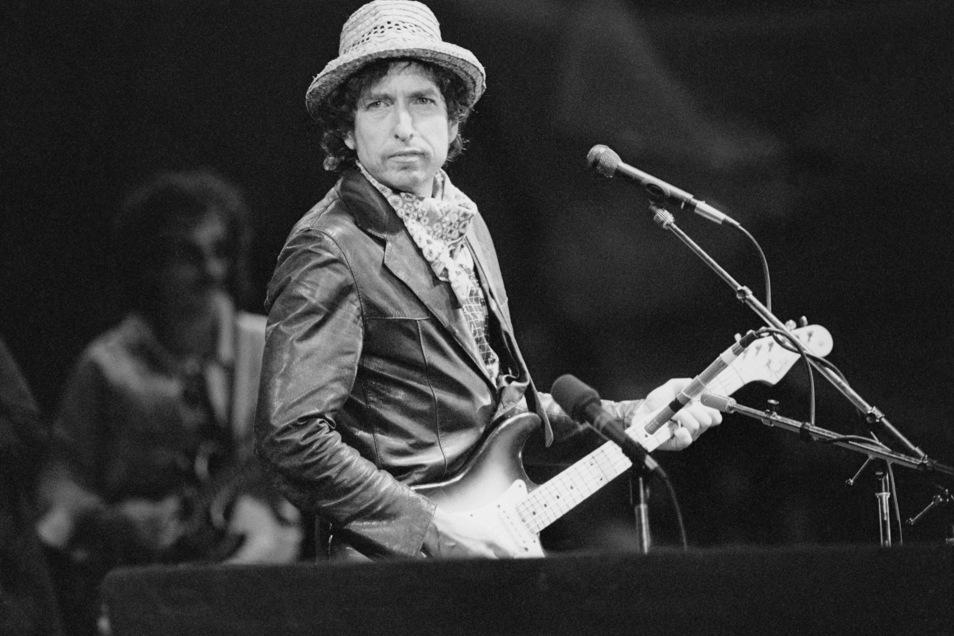 Bob Dylan wird am Montag 80 Jahre alt.
