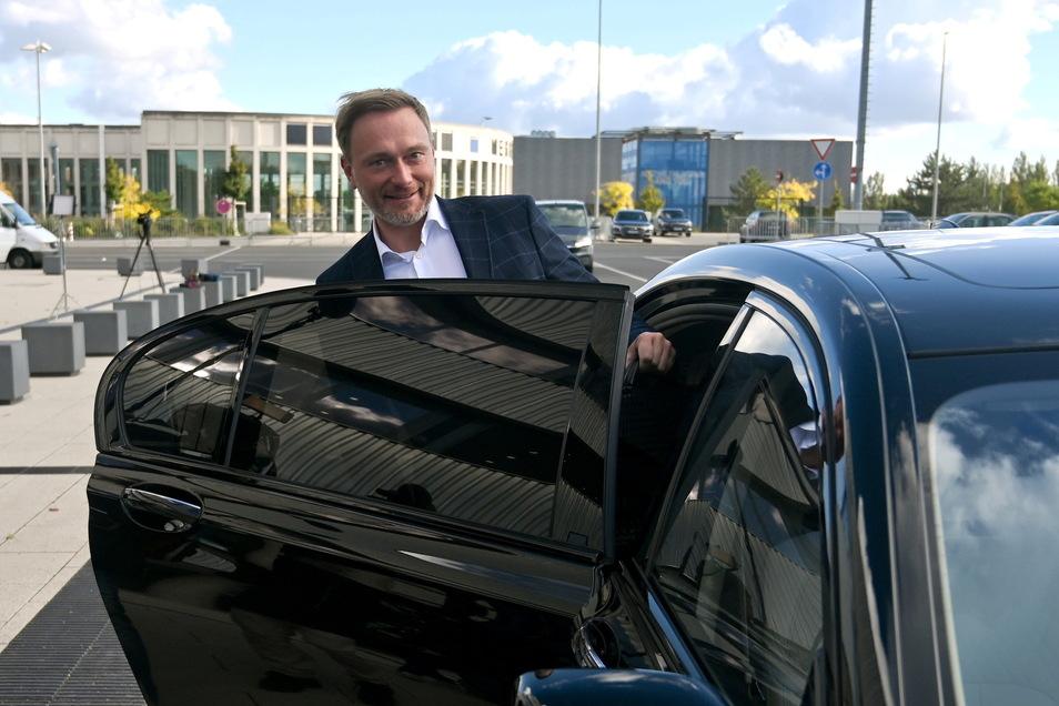 FDP-Vize Wolfgang Kubicki wünscht sich Christian Lindner als neuen Bundesfinanzminister.