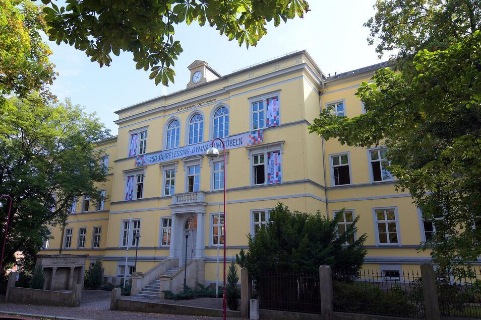Der Lehrer des Gymnasiums in Döbeln befindet sich derzeit in Quarantäne.