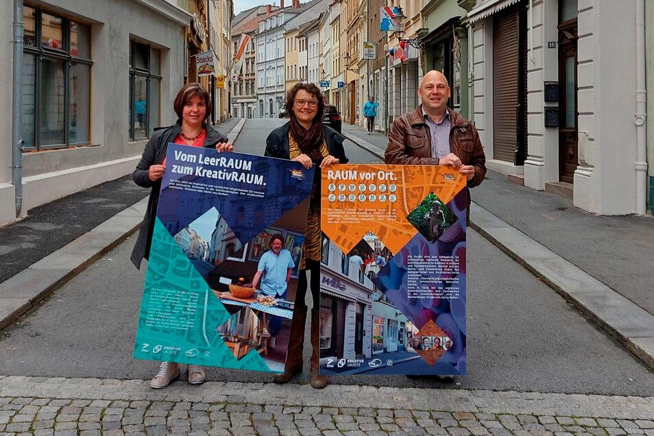 """""""Vom Leerraum zum Kreativraum"""": Das Quartier Reichenberger Straße steht dieses Jahr im Fokus."""