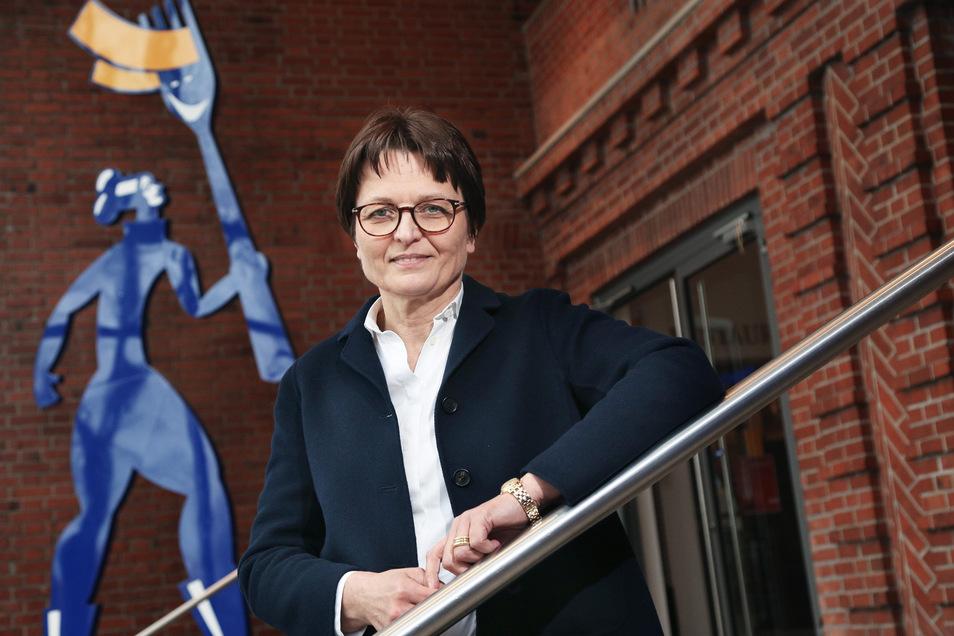 Irmgard Freidler hat sich zu Beginn des Jahres aus der Geschäftsführung der Teigwaren Riesa zurückgezogen.