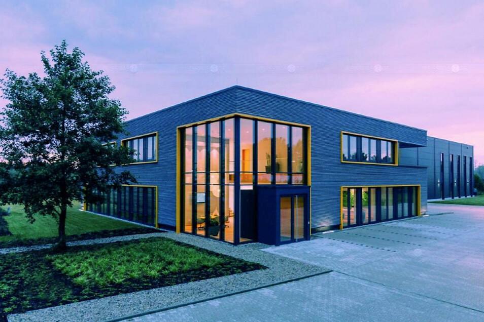 So etwa könnte das Rechenzentrum Krauschwitz aussehen. Ein kleiner Bau mit großer Wirkung für die Region.