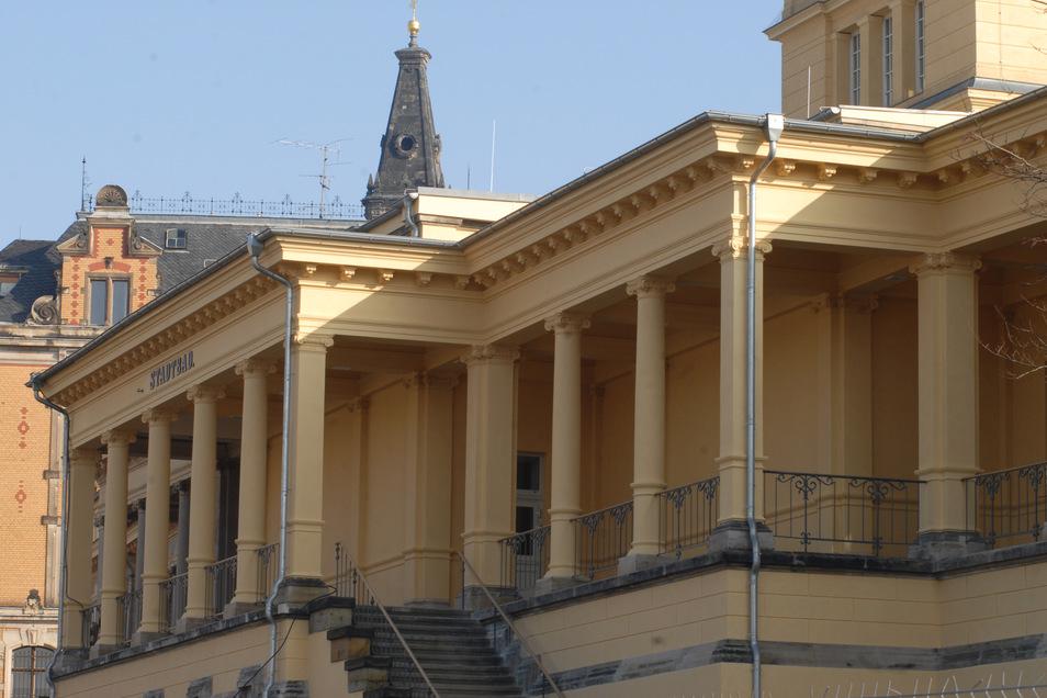 Das Zittauer Stadtbad.