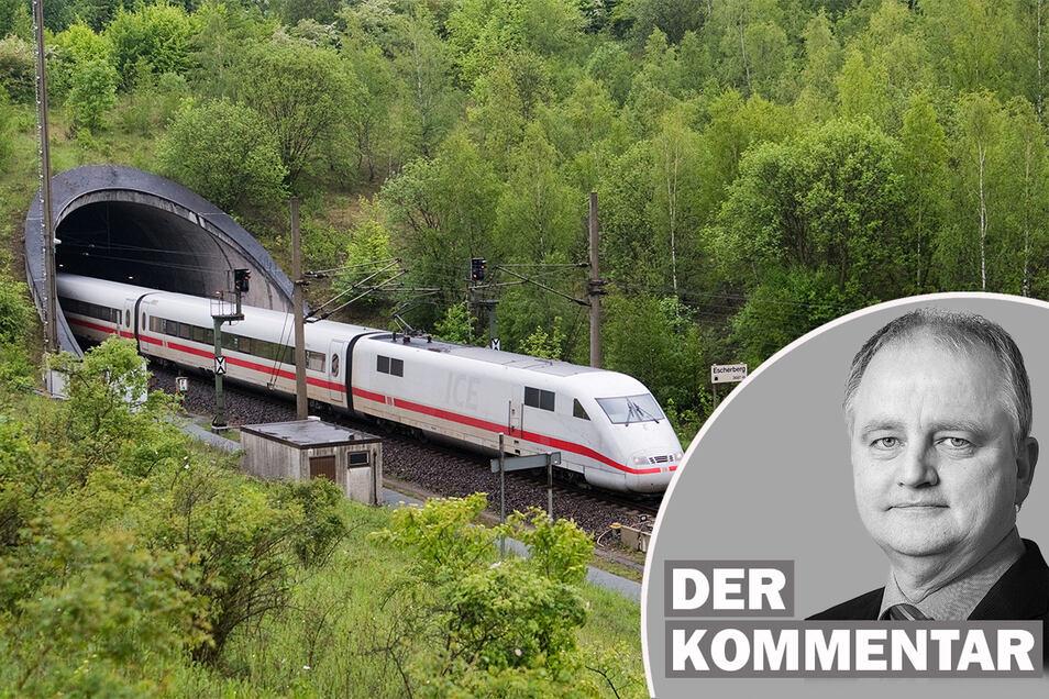 """Mit dem von der EU ausgerufenen """"Jahr der Schiene"""" will man die Menschen in ganz Europa vom grenzenlosen Bahnreisen begeistern."""