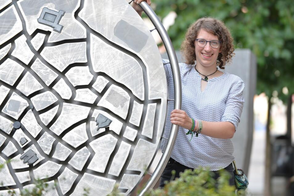 2015 ist Lea Fränzle der Grünen Jugend beigetreten. Auf Listenplatz 10 soll es nun für Bündnis 90/Die Grünen in den Bundestag gehen.